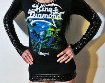 King Diamond Abigail Mini Dress