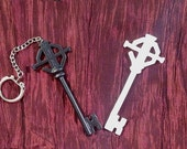 The Ghost Key (Keychain Size)