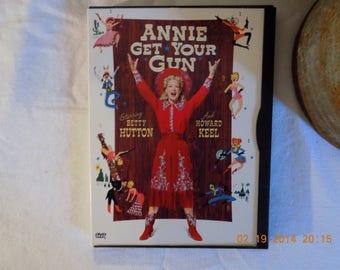 Annie get your gun DVD movie