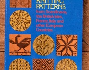 European Knitting Patterns : European knitting Etsy