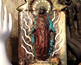 Blessed Virgin Mary Shrine