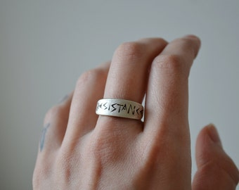Resistance Stacker Ring - your size