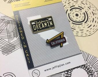 California Pin Pack