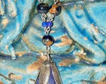 Large Sapphire Briolette