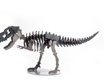 """26"""" T-Rex Metal Dinosaur 3D Puzzle"""
