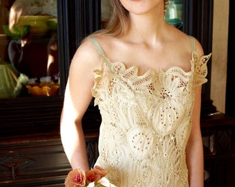 Fiddlehead Assorted Heirloom wedding gown