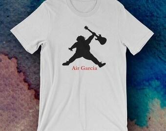 Air Garcia Screen-Printed Men's and Ladies Hanes T-Shirts