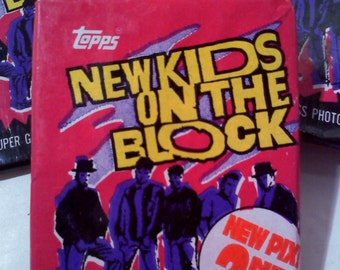 New Kids on the Block Trading Cards- SERIES 2