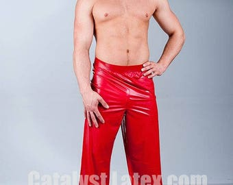 Latex Lounge Pants