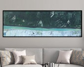 72x24 Inch Extra Large Painting. Extra Large Wall Art. Large Abstract Painting. XL Abstract Art. XL Painting. Abstract Canvas painting. Art