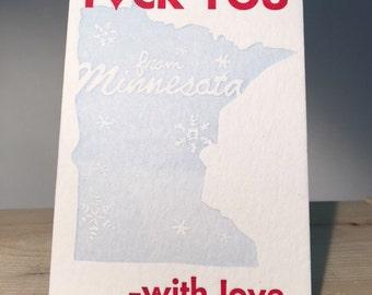 FU Postcard