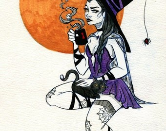Witchy Widowmaker