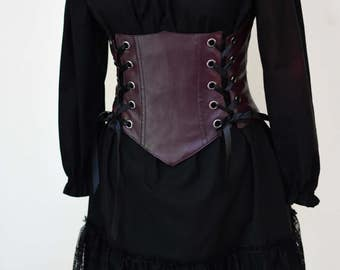 Pirate Gothic Renaissance OUTFIT. Dress and Corset included - Steampunk Burning Man Costume
