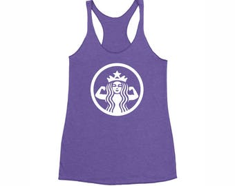 Starbucks Tank | Starbucks Womens, Starbucks Strong, Women's Tank