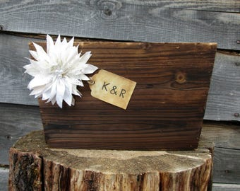 Wedding card basket Etsy