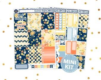 Summer Nights // Mini Kit {MK33}