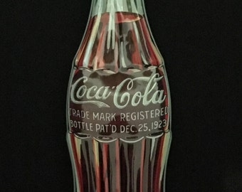 Coca'Cola Ink Pen Advertisement Tin from 1996   (LDT5)