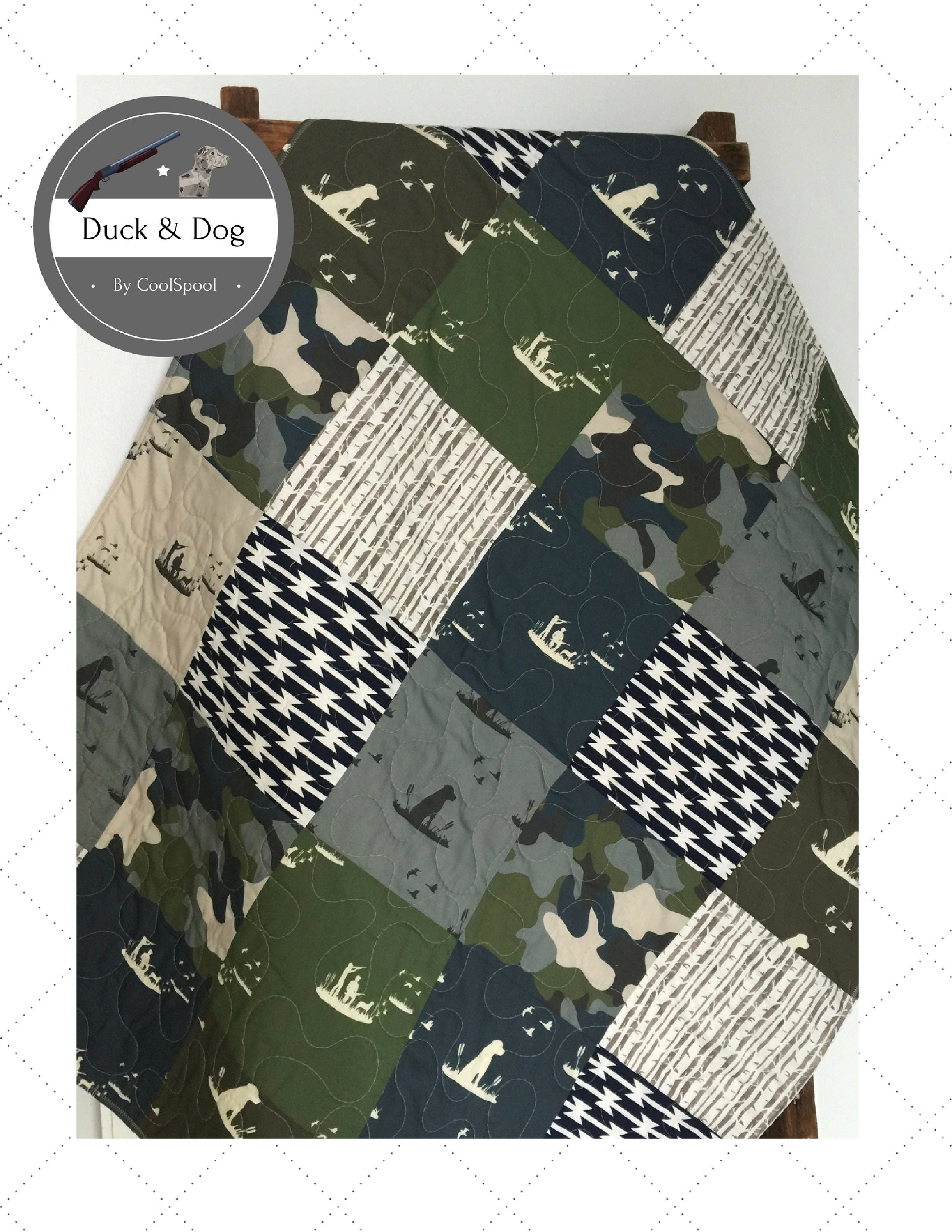 Dog crib for sale philippines - Baby Quilt Boy Crib Bedding Duck Hunting Baby Bedding Ducks Dogs And Ducks Camo Nursery Baby Blanket Boy Home And Living Dog Duck