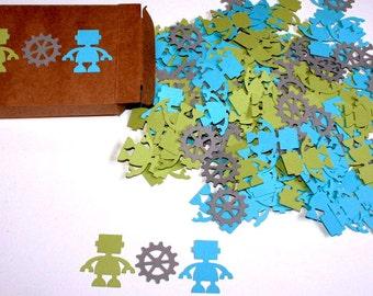 Robot Confetti