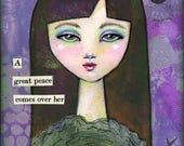 Amanda -Custom Zen Girl Original for Trisha (Part One)
