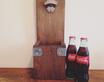 Rustic Bottle Opener, Bottle Opener