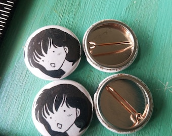 Oh! Button (+1 FREE Mystery Button!)