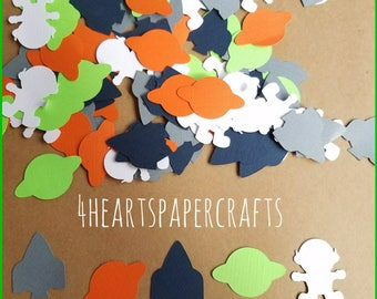 Space Party Themed Confetti
