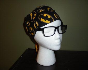 Batman Surgical Scrub Hat