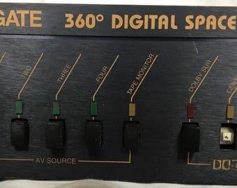 Fosgate 360 Digital Space Matrix Model DSM-3062 - Parts or Repair