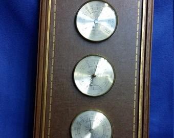 Seth Thomas Weatherette  Barometer