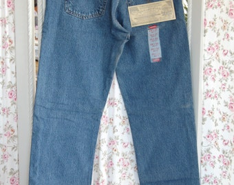 Vintage Levi 501 29x32 new with tags