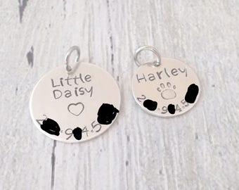 Personalized Pet ID Tag, Pet Identification Tag