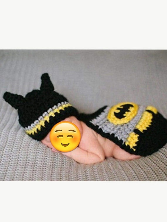 Batman and Robin Costume Baby Boy Costume Baby Batman photo