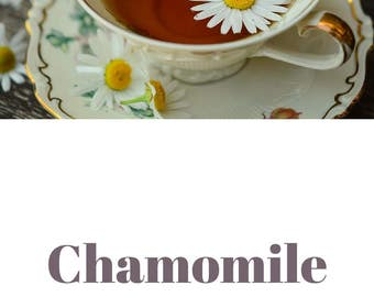 Chamomile herb QRDS