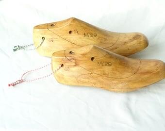 Wooden Shoe Lasts- Wooden Shoemaker Lasts - Lastfabriken Winkle A-B Örebro Sweden