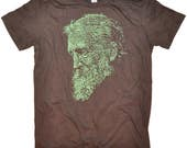 John Muir Forest T-shirt / Perfect Gift for Nature Lovers, National Parks Lovers, Hikers, Campers, Tree Huggers and Eco Warriors