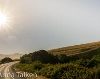 Winding Road Photograph