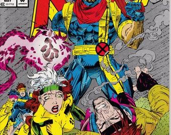 X-Men #8, May 1992 Issue - Marvel Comics - Grade NM