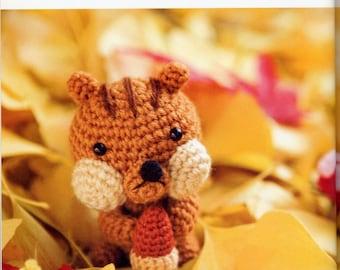 Amigurumi pattern - crochet toys - japanese amigurumi book - cute crochet patterns - Christmas gift - ebook - PDF - instant download