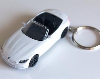 BMW Z4 Roadster - Majorette Die cast on Key Chain