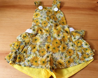 1940's reproduction ROMPER / PLAYSUIT