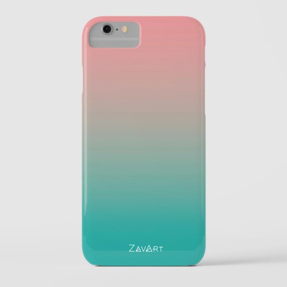 GRADIENT PHONE CASE • Iphone 6/6S • Iphone 7 • Iphone 5/5S/Se