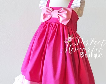Cinderella pink dress – Etsy