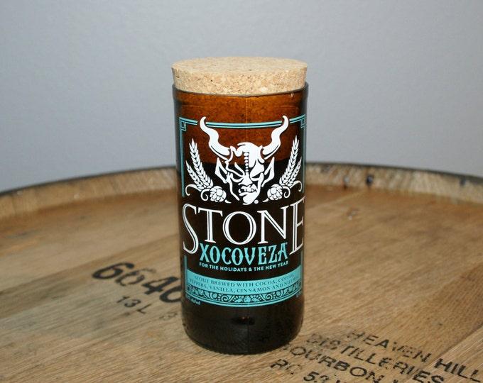UPcycled Stash Jar - Stone Brewing Co. - Xocoveza