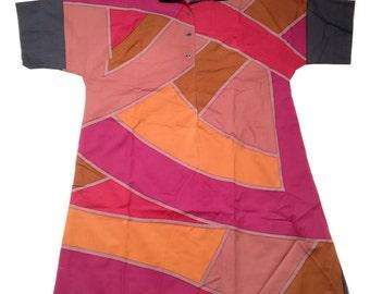 Marimekko dress from 80s