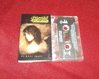 OZZY OSBOURNE Cassette No More Tears  Tape Mama Im Coming Home, Zakk Wylde, Black Label Society, Black Sabbath, Randy Rhoads, Lemmy related