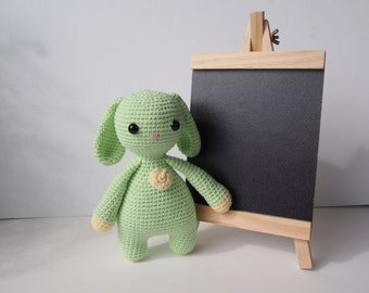 Pattern: Hearty Bunny