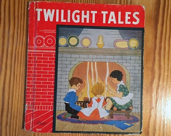 Twilight Tales Vintage Storybook