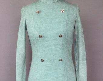 60's Vintage Long Sleeve Turtleneck