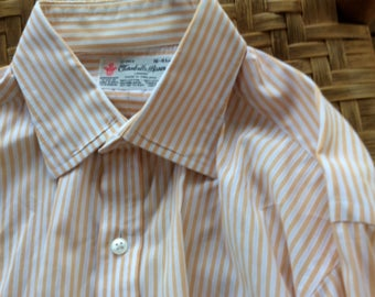 TURNBULL & ASSER Dress Shirt - 16/41 - Wear It to Your Office or with Your Jeans- small